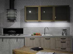 Kitchenette Pour Bureau : kitchenette armoire ides et conseils with kitchenette ~ Premium-room.com Idées de Décoration