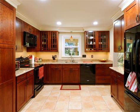 kitchen ideas with black appliances black appliances home design ideas pictures remodel and