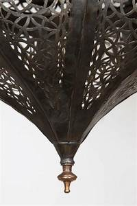 Moroccan vintage hanging light fixture at stdibs