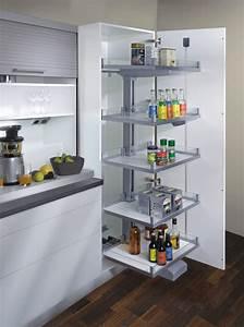 Küche Mit Apothekerschrank : vorratsschrank mit convoy lavido auszug ~ Frokenaadalensverden.com Haus und Dekorationen