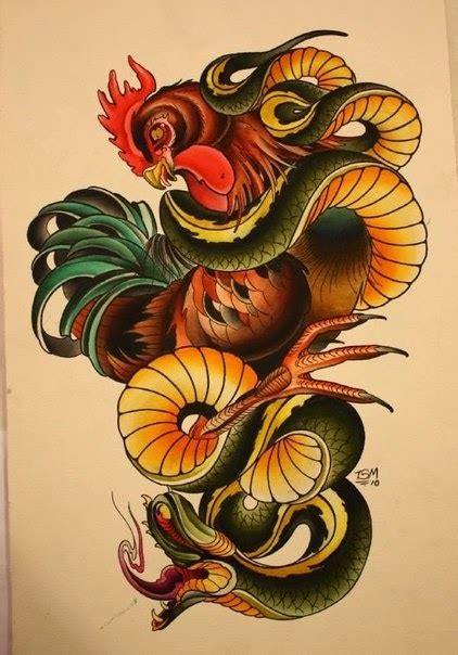 art  tattoo snake