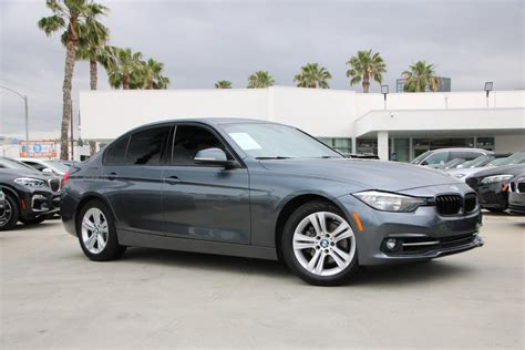 certified pre owned  bmw  series  dr sdn