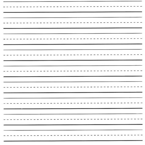 free printable kindergarten writing paper printable 612 | kids free printable kindergarten writing paper printable lined inside printable lined paper for kids 600x600