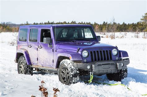Review Jeep Wrangler Unlimited by 2016 Jeep Wrangler Unlimited Backcountry 4x4 Review
