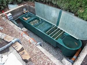 Filtration Biologique Pour Bassin A Poisson : filtre a bassin de jardin bassin de jardin ~ Premium-room.com Idées de Décoration