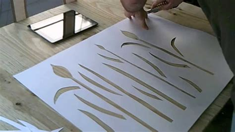Aluminium Boat Painting Techniques by Camouflage Duck Boat Stencil