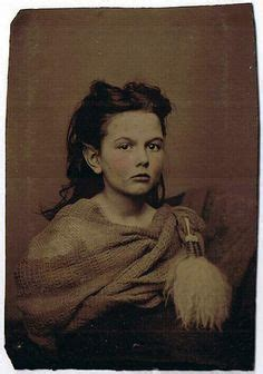 vintage photo teenage girl victorian beauty amazing dress