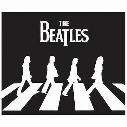 Abbey Silhouette Road Beatles Button Blanket Vectorified