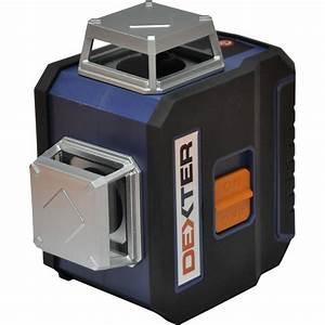 Niveau Laser Plaquiste : niveau laser croix automatique dexter 360 degre dl4 ~ Premium-room.com Idées de Décoration