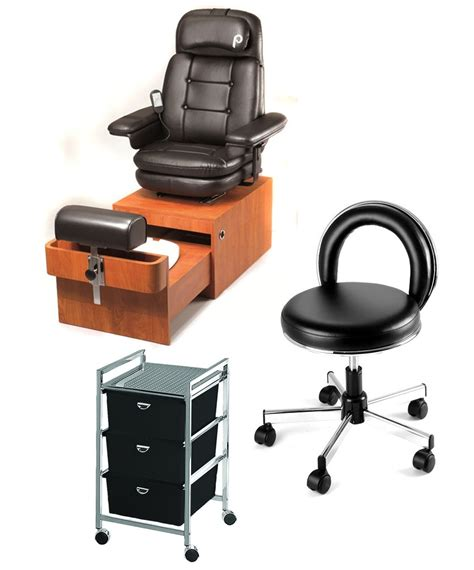 Pibbs Ps89 Amalfi Pedicure Chair by Pibbs Ps89 Amalfi Pedicure Package