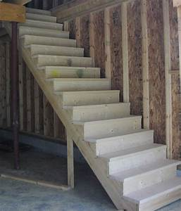 How To Build Stairs  4 Steps