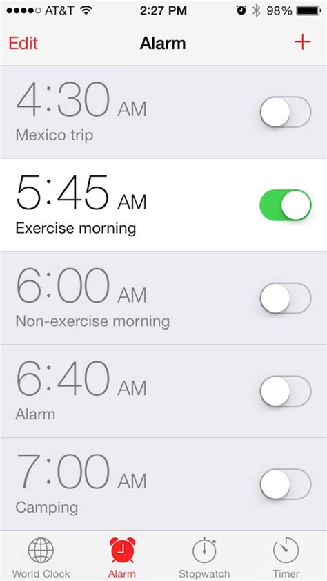 iphone alarm sound how to set a song as your alarm sound on your iphone