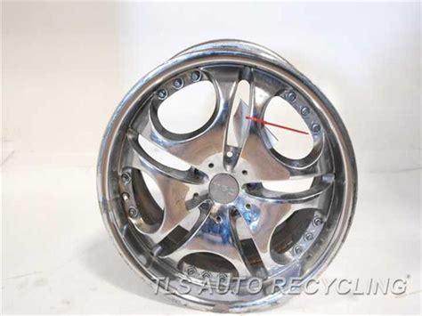 Isp Mode Chrome Wheels On Sc 430