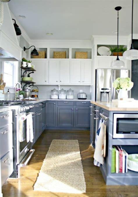 cuisine relookee grise cuisine relookee grise cuisine relookee grise with