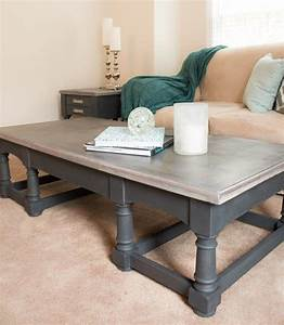 best 25 painted coffee tables ideas on pinterest coffee With coffee table chalk paint ideas
