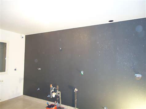 peinture mur chambre best peinture mur noir paillete ideas seiunkel us