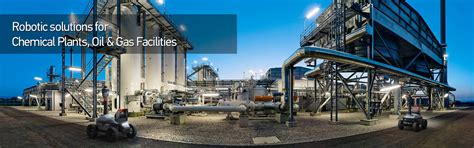 Chemical Plants, Oil & Gas Facilities: Leak Detection ...