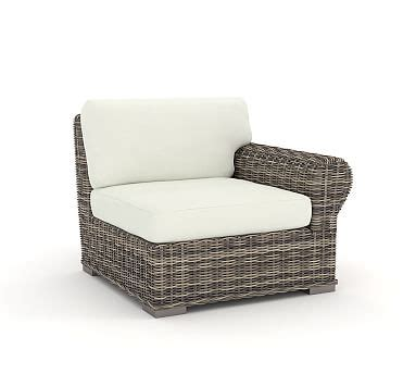 replacement chair cushion pottery barn