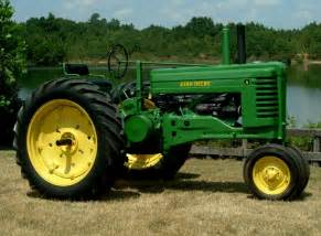 John Deere Tractor Models