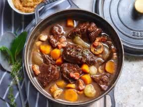 bœuf bourguignon traditionnel recettes femme actuelle