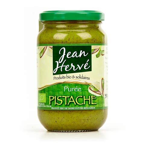p 226 te de pistaches bio pur 233 e pur fruit jean herv 233