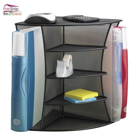 binder organizer for desk safco desk organizer file folders storage shelve holder