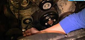 How To Install A New Serpentine Belt Tensioner On Your 96
