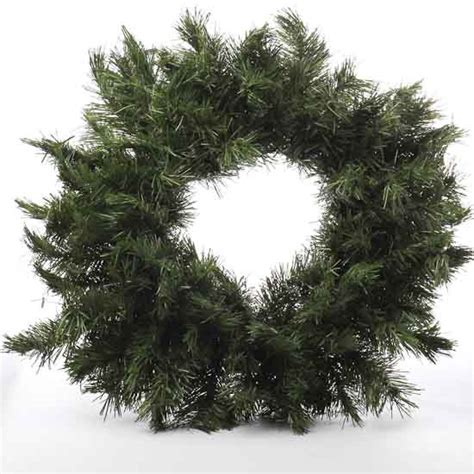 artificial canadian pine wreath wreaths floral