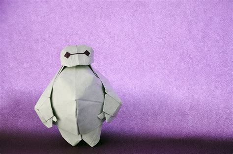 Pixar Disney And Other Animated Characters In Origami Form