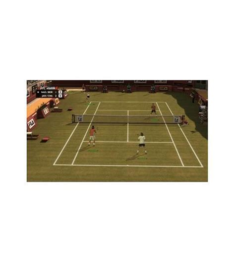 best tennis ps3 buy top spin tennis 4 ps3 at best price in india