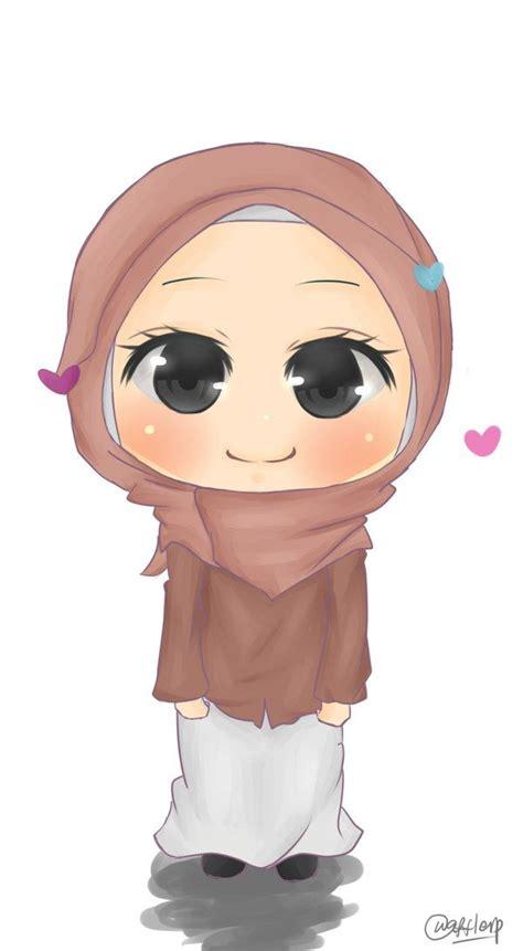 muslimah chibi  wafflerpdeviantartcom  atdeviantart