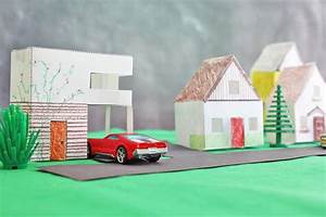 Make a Paper Village!   Paper houses, For kids and House ...