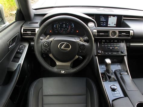 2014 Lexus Is350 Fsport Awd Review  Cars, Photos, Test