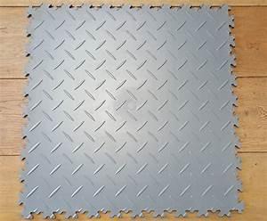 Fliesen Oder Vinyl : premium pvc 510 x 510 x 7mm werkstatt fliese diamond farbe ~ Michelbontemps.com Haus und Dekorationen