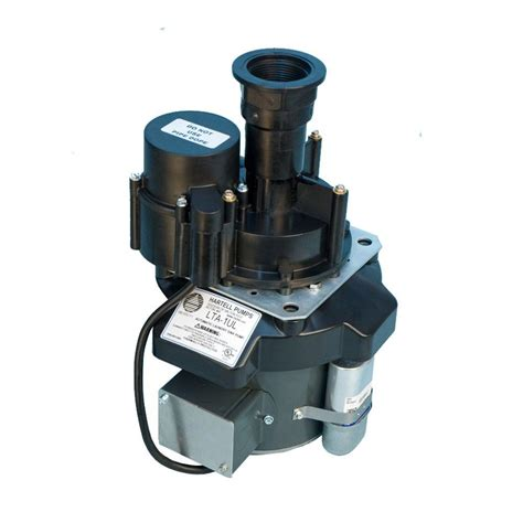 basement sink drain pump hartell 1 8 hp sink drain laundry tray pump lta 1 the