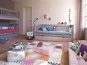 Chambre Enfant 2 Ans : chambre d 39 enfant relooking dans des tons nude ~ Teatrodelosmanantiales.com Idées de Décoration