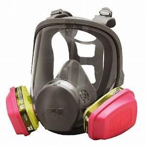 3M 6000 Series Full Face Multi-Purpose Respirator 3M
