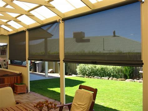 exterior patio shades beautiful outdoor porch shades lowes the ignite show
