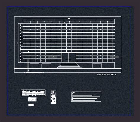 curtain wall detail  autocad cad   mb