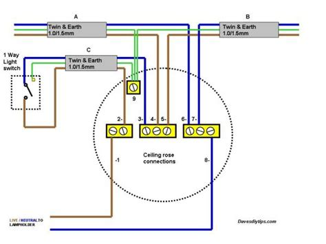 lighting circuit wiring diagram downlights wiring diagrams