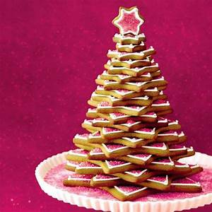 How to make a gingerbread cookie tree - Chatelaine