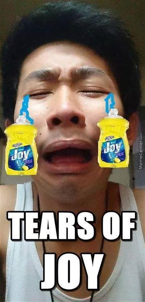Joy Meme - tears of joy by fc x mintygreentea01 meme center
