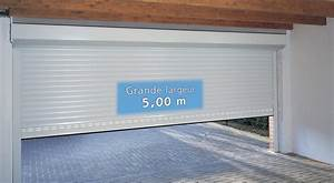 porte de garage enroulable isolante isolation idees With porte de garage enroulable sur mesure