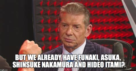 Vince Mcmahon Memes - confused vince mcmahon imgflip