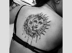 Tatouage Soleil Femme Signification Tattoo Art