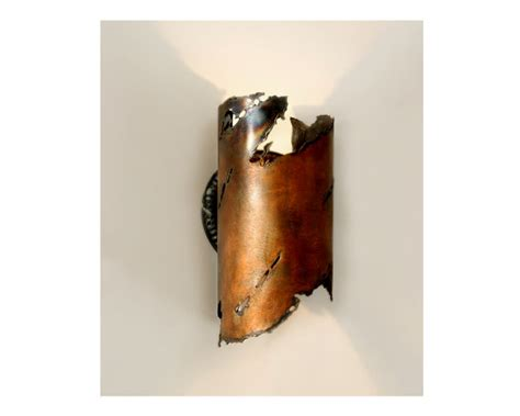 items similar to earthen wall sconce light light