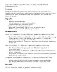 financial management technician resume professional cv in finance