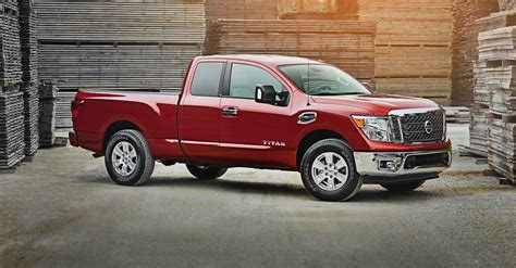 nissan tundra 2017 nissan titan king cab models are available now the
