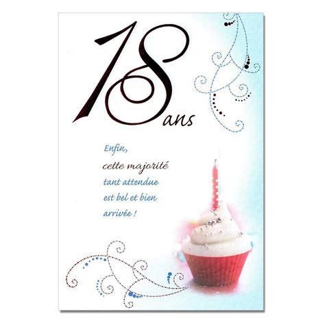 modele de carte anniversaire 18 ans carte invitation anniversaire 18 ans carte invitation