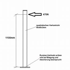 Flächenträgheitsmoment Berechnen : schwei nahtberechnung auf biegung und abscherung techniker forum ~ Themetempest.com Abrechnung